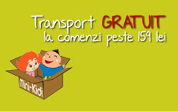Mini Kidi - transport gratuit