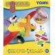 Tomy-Avion plastic puzzle 18+ luni