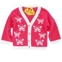 Jacheta tricotata fetite 9 luni-2 ani