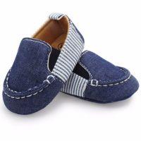 Pantofiori denim 0-12 luni