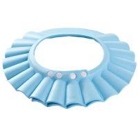 Protectie cap bebelusi pentru baie, bleu
