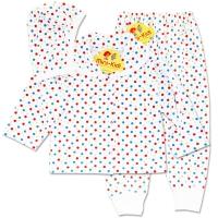 Pijamalute bebelusi 3-12 luni, buline