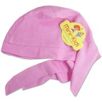 Bandana copii 3 luni-3 ani, roz