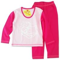 Pijamale fetite 1-4 ani, ursuletul somnoros
