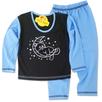 Pijamale baieti 1-4 ani, pisicuta