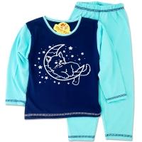 Pijamale copii 1-4 ani, pisicuta