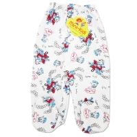 Pantaloni grosuti, bebelusi 0-12 luni, avioane