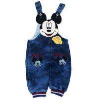 Salopeta blug captusit, 3-18 luni, Mickey