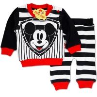 Trening bebelusi 1-9 luni, Mickey