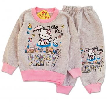 Trening gros, fetite 9 luni-4 ani, Hello Kitty