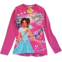 Bluza fetite 7-11 ani, Elena din Avalor, lila