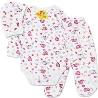Costumas grosut bebelusi 0-12 luni, masinute