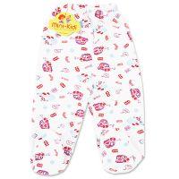 Pantaloni grosuti cu botosei bebelusi 1-12 luni, masinute