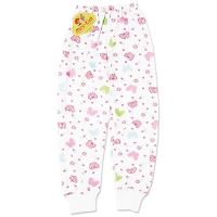 Pantaloni grosuti copii 1-3 ani, fluturasi