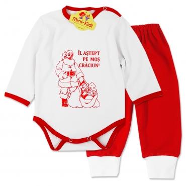 Costumas copii 0-1 ani, Il astept pe Mos Craciun