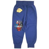 Pantaloni trening grosi baieti 2-6 ani, Super Eroi