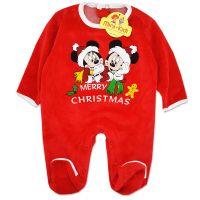 Salopeta Craciun bebelusi 0-6 luni, Merry Christmas