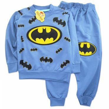 Trening bumbac, baieti 2-6 ani, Batman
