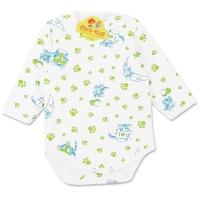 Body bumbac grosut bebelusi si copii 0-3 ani, tigrisori, fabricat in Romania