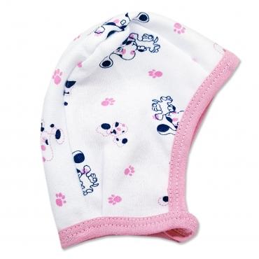 Costumas bumbac grosut nou nascuti 0-1 luni, catelusi