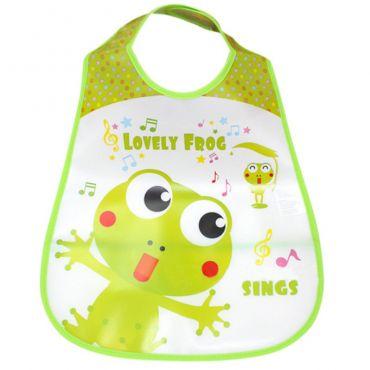 Bavetica bebelusi, broscuta cantareata