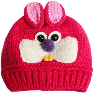 Fes tricotat copii 6 luni-4 ani, iepuras