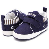 Pantofiori bebelusi 3-18 luni, fashion, bleumarin