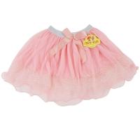 Fustita tutu fetite 2-7 ani, roz cu sclipici