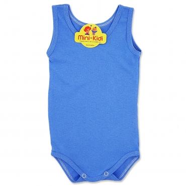 Body maieu bebelusi 0-3 ani, bleu