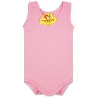Body maieu bebelusi 0-3 ani, roz