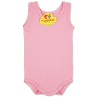 Body maiou bebelusi 0-3 ani, roz