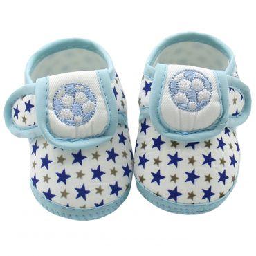 Botosei baieti 0-6 luni, bebelusul fotbalist