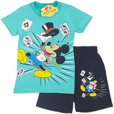 Compleu de vara copii 9 luni-4 ani, Mickey Mouse