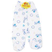 Pantaloni grosuti bebe 0-12 luni, iepuras
