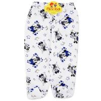 Pantaloni cu botosei bebelusi 0-12 luni, Mickey