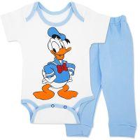 Costumas bumbac bebelusi 1-6 luni, Donald