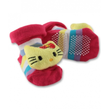 Sosetute jucarie bebe 0-9 luni, Hello Kitty