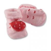 Sosetute jucarie bebe 0-9 luni, Capsune