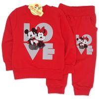 Trening bumbac, fetite 9 luni-3 ani, Minnie & Mickey Mouse