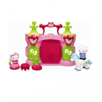 Unimax - Set palat Hello Kitty