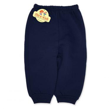 Pantaloni grosi, bebelusi 12-18 luni, bleumarin