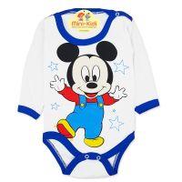 Body bumbac copii 6-18 luni, Mickey Mouse