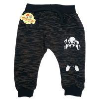 Pantaloni moderni cu turul lasat, copii 9 luni-3 ani, catelus