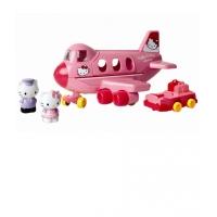 Unimax-Hello Kitty set avion