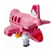 Unimax-Hello Kitty set avion