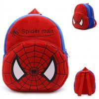 Rucsac plușat copii, Spiderman, 23 cm