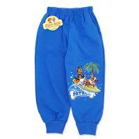 Pantaloni de trening bebelusi 9-12 luni, Patrula Catelusilor, albastru