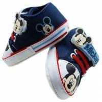 Pantofiori bebelusi 0-12 luni, Mickey Mouse