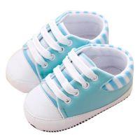 Pantofi sport bebelusi 0-12 luni, vernil