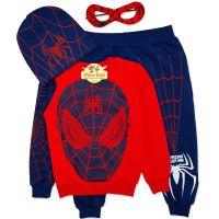 Trening baieti 3-8 ani, Spiderman, masca